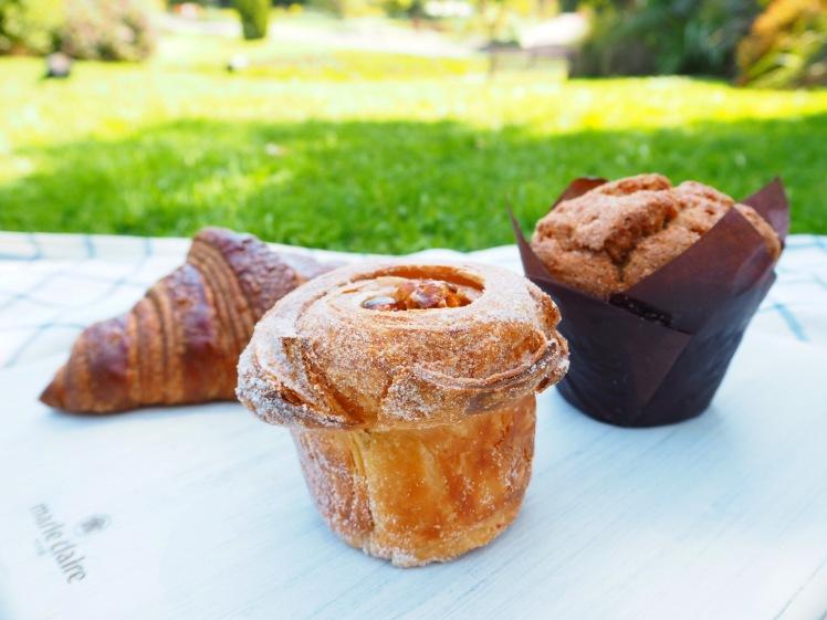 Cruffin - Croissant X Muffin